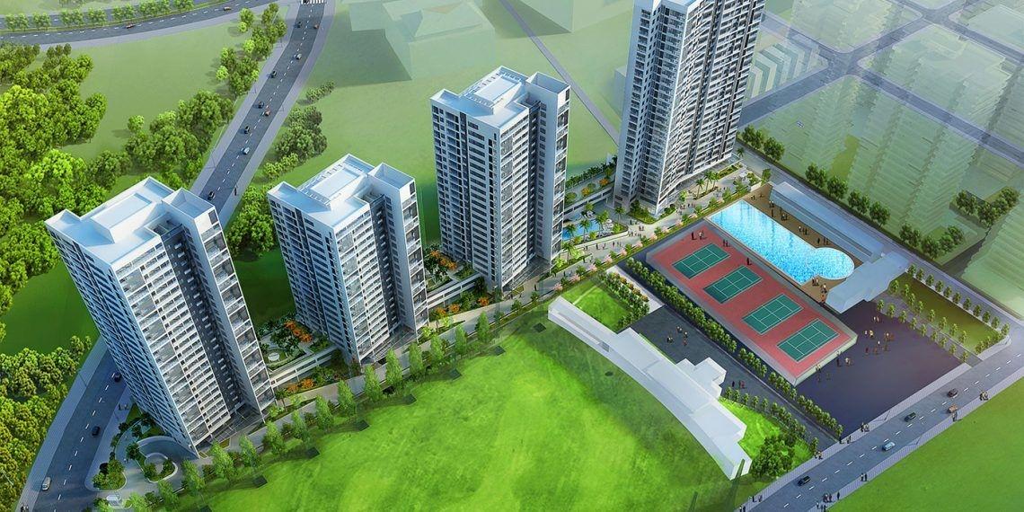 Chung cư Green Valley