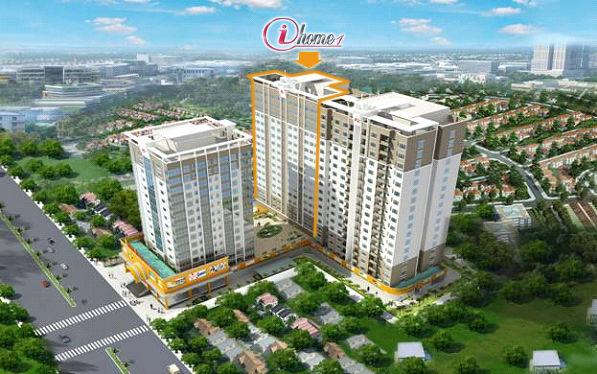 Chung cư I-Home 1